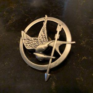 Hunger Games Brooch